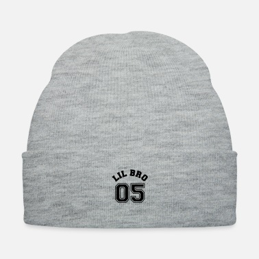 Siblings Lil Brother 05 - Little Brother - Siblings Shirt e - Knit Cap