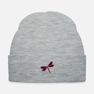 Fly Dragonfly vectorized - Knit Cap