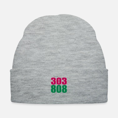 Parade 303 808 rave logo - Knit Cap
