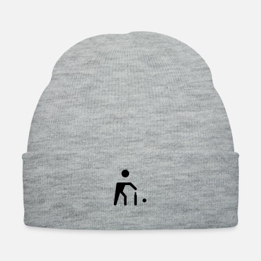 Pitcher cricket - Knit Cap