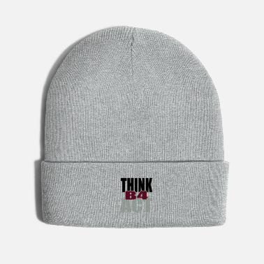 Tlc Think Before Act - Knit Cap