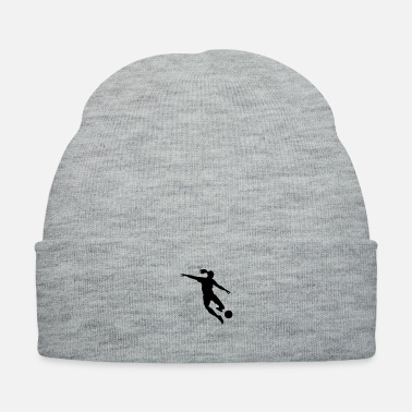 Female Soccer female - Knit Cap