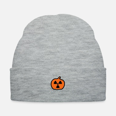 Radioactive Halloween radioactive - Knit Cap