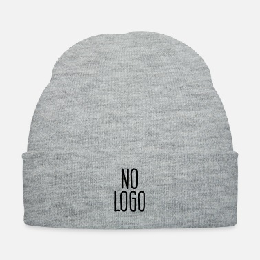 Logo no logo - Knit Cap
