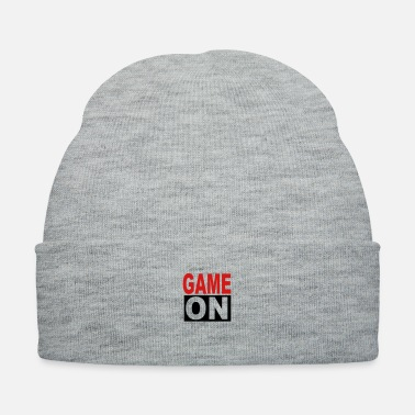 Gaming Game on - Knit Cap