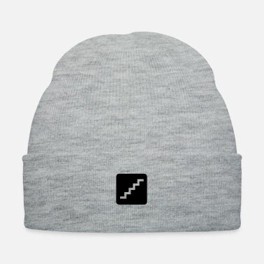 Heaven Stairs or steps - Knit Cap