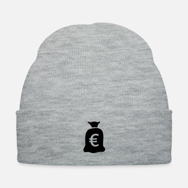 Occupy Bag of money euro - Knit Cap