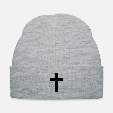 Tradition Traditional Cross - Knit Cap