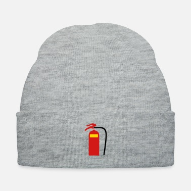 Wet Fire extinguisher wet chemical - Knit Cap