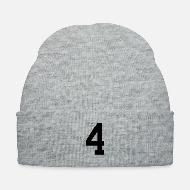 number 4 - Knit Cap