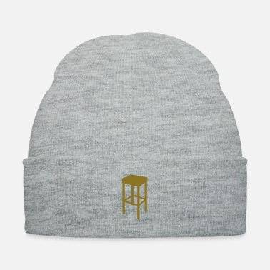 Bar Pub bar stool - Knit Cap