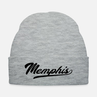 Tennessee Memphis City T-Shirt - Knit Cap