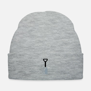 Kindergarten shovel tool - Knit Cap