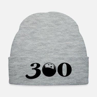 300_perfect_game - Knit Cap
