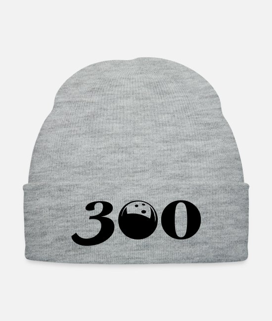 Sport Caps & Hats - 300_perfect_game - Knit Cap heather gray