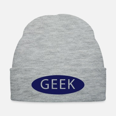 Geek geek - Knit Cap