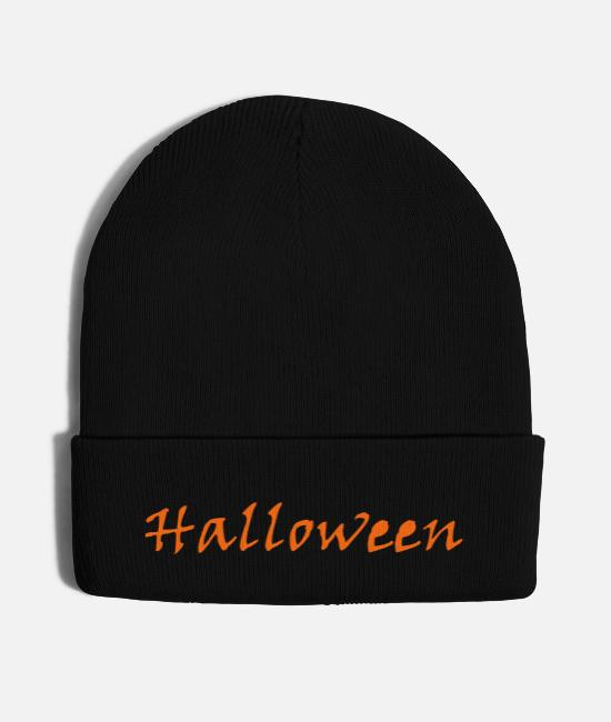 Zombie Caps & Hats - Simply Halloween - Knit Cap black
