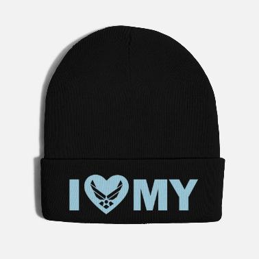 Airforce I love my Airforce - Knit Cap