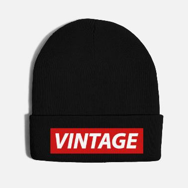 Vintage Vintage by 80kingz - Knit Cap