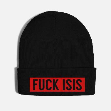 Isis fuck isis - Knit Cap