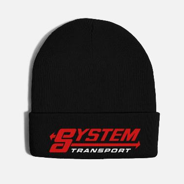 Transport SYS Logo (Reversed) - Knit Cap