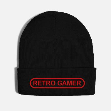 retro_gamer_f1 - Knit Cap