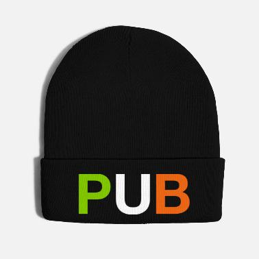 Bar Pub PUB - Knit Cap