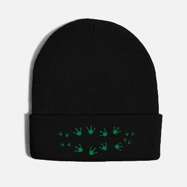 Frog Frog Family - Knit Cap
