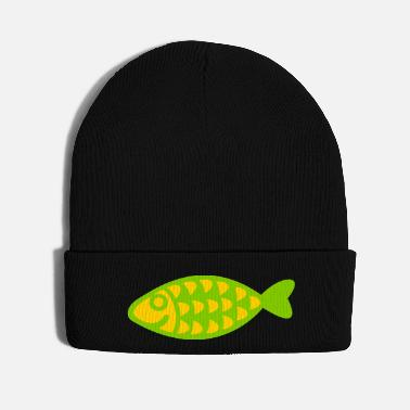 Carp Fish - Knit Cap