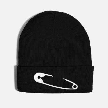 Safety Safety Pin - Knit Cap
