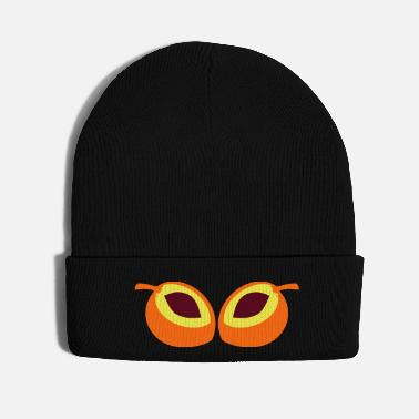 Fantasy ♥ټEat More Peaches-Vector Sexy Fruitټ♥ - Knit Cap