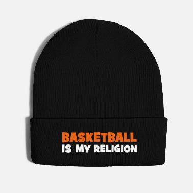 Dribbling Basketball - Knit Cap