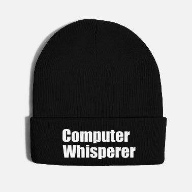 Computer Science computer whisperer - Knit Cap