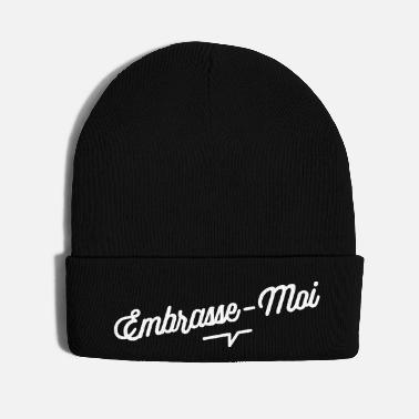 Expression Embrasse moi ( kiss me ) - Knit Cap