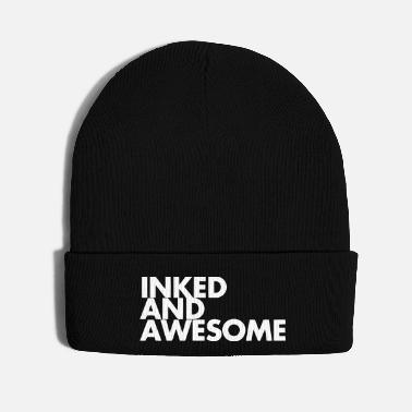 Ink INKED AND AWESOME - Knit Cap