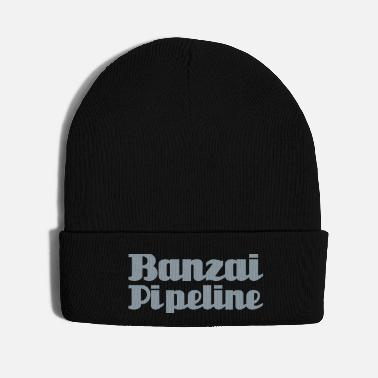 Legendary The Legendary Banzai Pipeline - North Shore - Oahu - Knit Cap