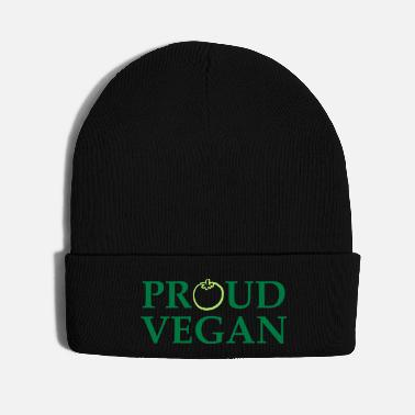Proud Proud Vegan - Knit Cap