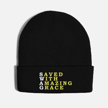 Christian saved - Knit Cap