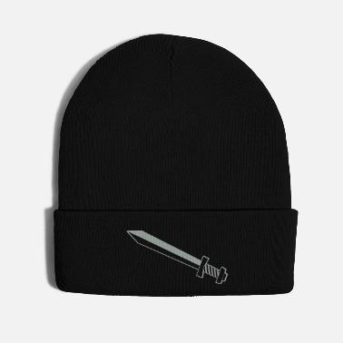 Sword sword - Knit Cap