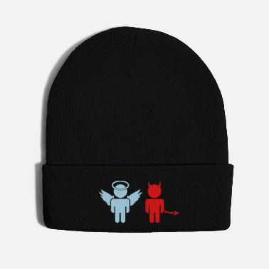 Little little angel, little devil - Knit Cap