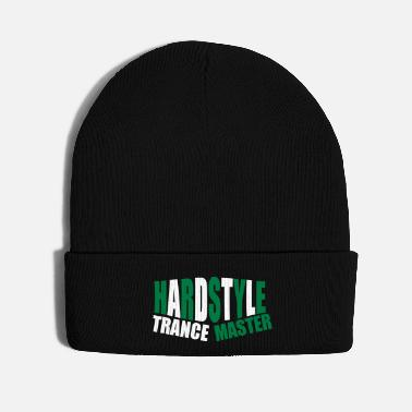 Funny hardstyle trance master - Knit Cap