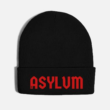 Power The Asylum Black - Knit Cap