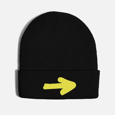 Legendary Caminoshirt Arrow II 2 Yellow - Knit Cap