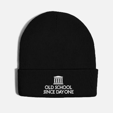 Rap Old school since day one History teacher student - Knit Cap