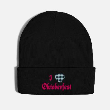 October I Love Oktoberfest - Knit Cap