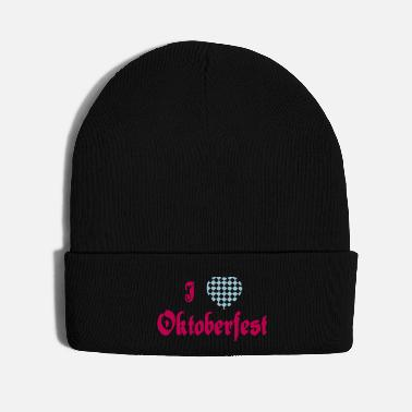October I heart Oktoberfest - Knit Cap