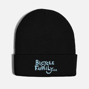 Established Bicycle Family Name Only Logo - Knit Cap
