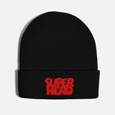 Super SUPER HERO - Knit Cap