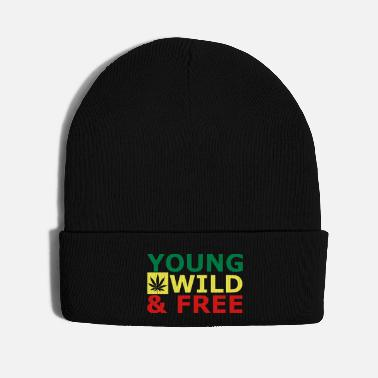 weed - Knit Cap