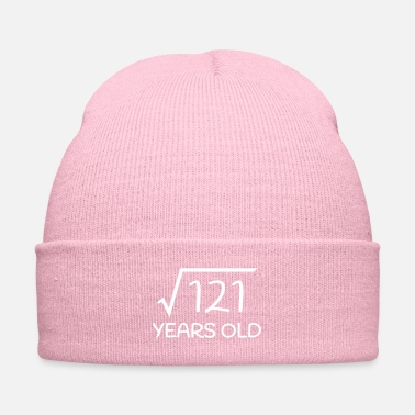 Birthday 11 Years Old - 11th Birthday (square root 121) - Knit Cap